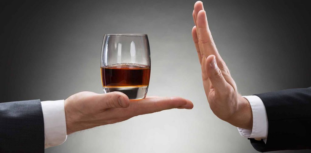 Alkoholio žala